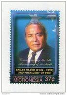 MICRONESIE  2004 PRESIDENT OLTER YVERT N°1286  NEUF MNH** - Micronésie