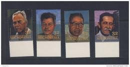 MICRONESIE 1994 CELEBRITES Sc N°204/07 NEUF MNH** - Micronésie
