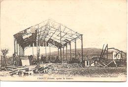Crouy Aprés La Guerre ( Usine GERARD - LES FORGES DE L'AISNE ) - Otros Municipios