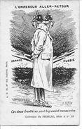 L'EMPEREUR ALLER - RETOUR - Weltkrieg 1914-18