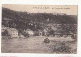 France 25 - Pont De Roide - Le Pont Et Les Roches  -  Achat Immédiat - Frankrijk