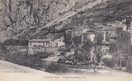 Vallée De L'Aude Village De Saint Martin Lys - France