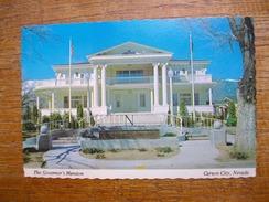 Nevada , Carson City , The Governor's Mansion - Etats-Unis