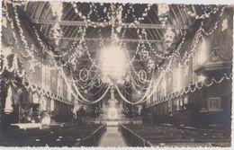 ILLIERS (28) - Photo Originale: Intérieur De L'église - Fêtes De Mariage Du 30 Septembre 1934  Phot : VANHOVE (Chartres) - Guerra, Militares