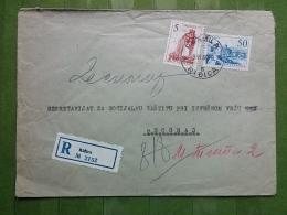 LETTER, COVER YUGOSLAVIA, SERBIA, RIDJICA, RIDICA - Covers & Documents