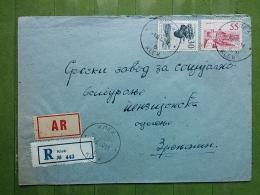 LETTER, COVER YUGOSLAVIA, SERBIA, KLEK - 1945-1992 Socialist Federal Republic Of Yugoslavia