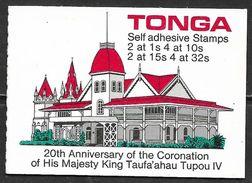 Tonga, Carnet Neufs Sans Charniére, MINT NEVER HINGED - Tonga (1970-...)