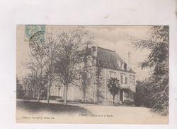 CPA DPT 47 PENNE, CHATEAU DE LA ROCHE En 1905! - France
