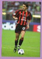 Milan - Alessandro Costacurta - Football