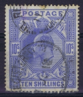 Great Britain SG 265? Used 1902 Yvert 120 - Gebraucht