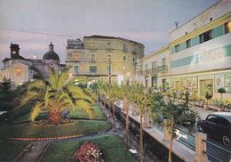 SALERNO - Scafati - Notturno Con I Giardini E Cinema Odeon - Salerno