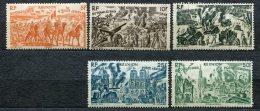 4218 REUNION   PA 36/41**  Sauf 39  (20 F)       Tchad Au Rhin  1946   TTB - Réunion (1852-1975)