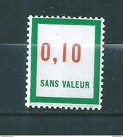 France Timbres Fictif  Timbres De 1959  N°172  Neuf ** Parfait - Fictifs