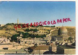 ISRAEL - MONT OF OLIVES FROM JERUSALEM - Israel