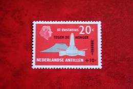 Anti Honger; NVPH Nr 333; 1963 MNH / POSTFRIS NEDERLANDSE ANTILLEN / NIEDERL. ANTILLEN / NETHERLANDS ANTILLEN - Curacao, Netherlands Antilles, Aruba