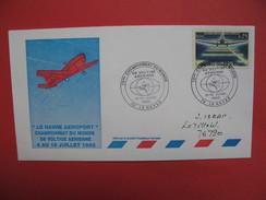 Le Havre  1992   Championnat Du Monde De Voltige Aérienne  Pour Tilleul - 1961-....