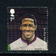 GREAT BRITAIN  -  2013  Famous Football Players  1st  Used As Scan - Used Stamps