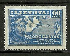 LITHUANIA Litauen 1936 Michel 407 * - Lithuania