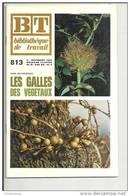 BT 813 LA GALLES DES VEGETAUX - Jardinería