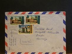 72/954 LETTRE POUR ALLEMAGNE - Barbados (1966-...)
