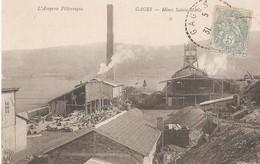 GAGES  -  12  -  Mines Sainte-Marie - France