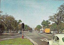 BRUXELLES (1160) : La Circulation Sur L'Avenue De Tervuren En Direction Du Cinquantenaire (nombreux Véhicules D'époque). - Etterbeek