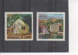 GUINEE - Paysages - Sites - Vues - Case D'Olivier De Sanderval, Vue De Conakry - Guinee (1958-...)