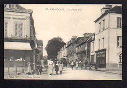 14 Villers Bocage / La Grande Rue - Andere Gemeenten