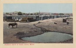 Mexico - Residence District Of Ciudad Juarez - Mexico
