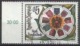 ÖSTERREICH 1990 MI-NR. 2005 O Used - ABO-Ware - 1981-90 Gebraucht