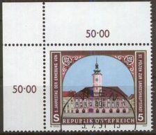 ÖSTERREICH 1991 MI-NR. 2034 O Used - ABO-Ware - 1945-.... 2. Republik