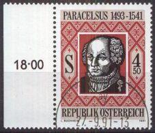 ÖSTERREICH 1991 MI-NR. 2038 O Used - ABO-Ware - 1945-.... 2. Republik