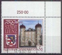 ÖSTERREICH 1992 MI-NR. 2070 O Used - ABO-Ware - 1945-.... 2. Republik
