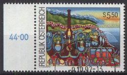 ÖSTERREICH 1992 MI-NR. 2077 O Used - ABO-Ware - 1945-.... 2. Republik