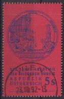ÖSTERREICH 1992 MI-NR. 2079 O Used - ABO-Ware - 1945-.... 2. Republik