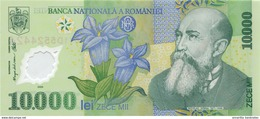 ROMANIA 10000 LEI 2000 (2001) P-112b UNC PREFIX 01 [RO273b] - Rumania