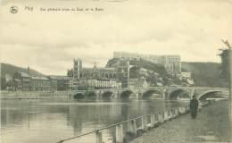 HUY - Vue Générale Prise Du Quai De La Batte - Huy