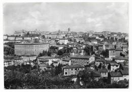 PERUGIA  PANORAMA E UNIVERSITA' DEGLI STUDI  VIAGGIATA   FG - Perugia