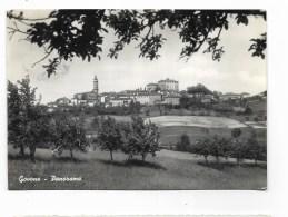 GOVONE -  PANORAMA  VIAGGIATA FG - Cuneo