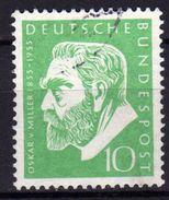 BRD 1955 - MiNr: 209 Oskar V. Miller - Gebraucht
