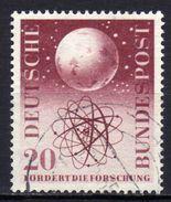 BRD 1955 - MiNr: 214 Forschung - Gebraucht