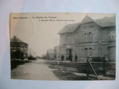 BEAUVECHAIN - La Station Du Vicinal - Beauvechain