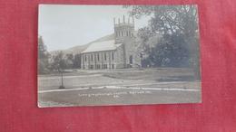 RPPC -  Congregational Church Dorset - Virginia      Ref  2669 - United States