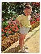 Carte Fantaisie N° 2 Campagne Pour La Sauvegarde De L' Enfance Et De L' Adolescence - Enfants