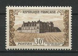 FRANCE 1951 N° 913 ** Neuf MNH Superbe Cote 7.65 € Château Du Clos De Vougeot - France