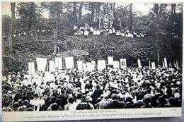 79 CELLES SUR BELLE COURONNEMENT SOLENNEL DE NOTRE DAME DE CELLES PAR MONSEIGNEUR  DE DURFORT  EN 1926 - Celles-sur-Belle