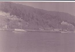 """¤¤  -  Cliché Du Bateau De Commerce """" CHARLOTTE F """" Sur La SEINE  -  Péniche  -  Voir Description  -  ¤¤ - Houseboats"""