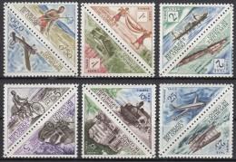 Taxe N° 34 Au N° 45 Du Congo - X -  ( E 1961 ) - Trasporti