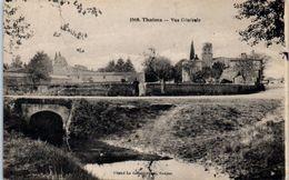 17 - THAIMS --  Vue Générale - France