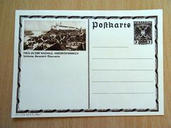 1936/37 - P 300 - BILDPOSTKARTE - BAROCKSTIFT - MELK - WACHAU - NIEDERÖSTERREICH - Ganzsachen
